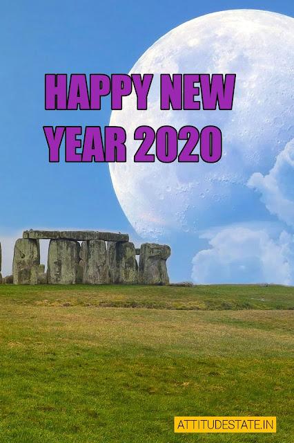 happy new year wishes logo