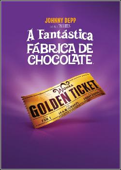 A Fantástica Fábrica de Chocolate Dublado