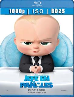 Un jefe en pañales (The Boss Baby) (2017) BD25 [1080p] Latino [GoogleDrive] SXGO