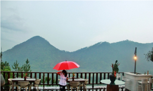 Villa Disini Sentul City Bogor