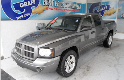 Pick of the Week - 2007 Dodge Dakota SLT Quad Cab
