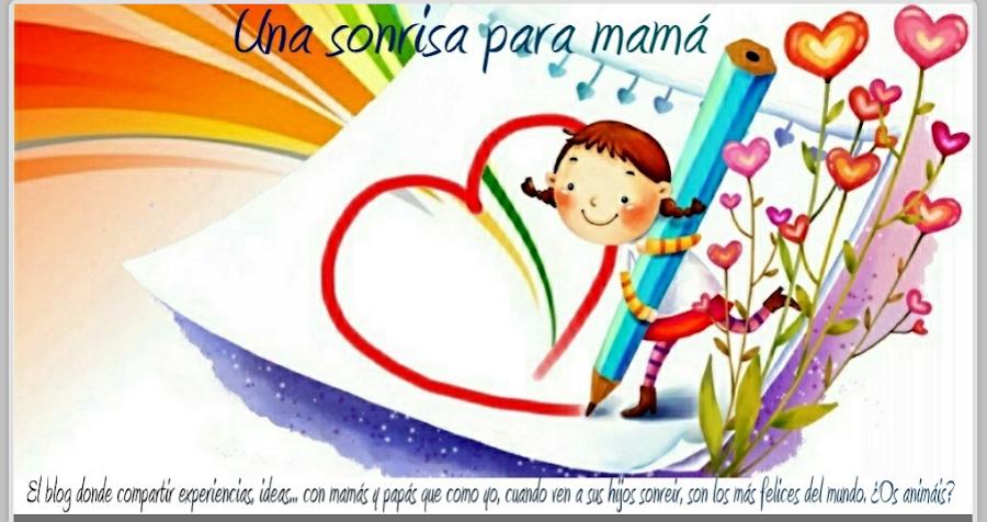 cabecera blog Una sonrisa para mamá