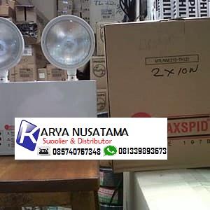 Jual Lampu Pabrik Emergency Lampu cat Eye Maxpid di Makasar