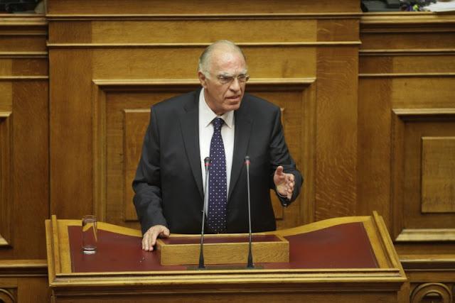 Λεβέντης: Έτσι θα λέγονται τα Σκόπια…