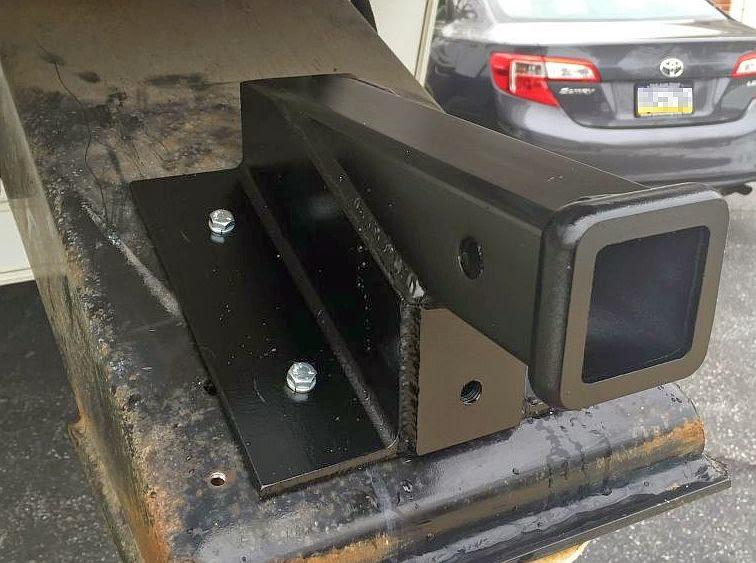 Rv Net Open Roads Forum Yet Another Pin Box Bike Rack