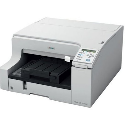 Ricoh Aficio GX e7700N Driver Download