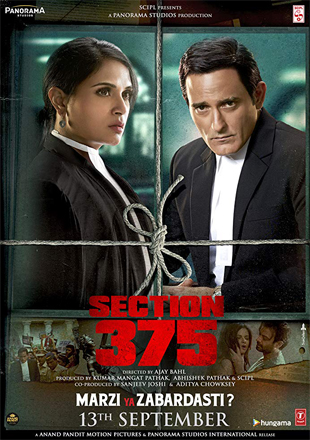 Section 375 2019 Full Hindi Movie Download In PreDVDRip