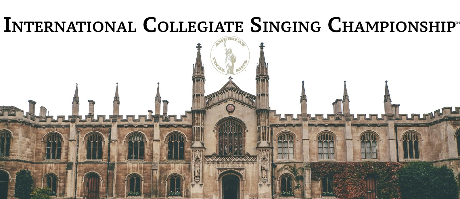 Finalists Announced For The International Collegiate Singing Championship