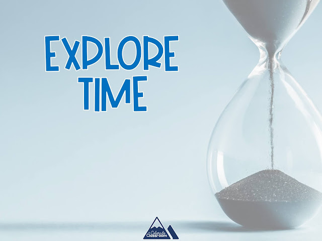 Explore time with timelines