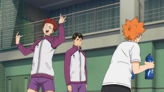 "Hellominju.com : ハイキュー!! アニメ 第4期2話 迷子 (日向翔陽 Shōyō Hinata CV. 村瀬歩)   Haikyuu!! Season4 Ep.2 ""Lost""    Hello Anime !"