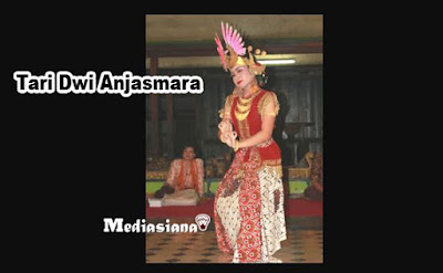 Tari Dwi Anjasmara (Jawa Barat)