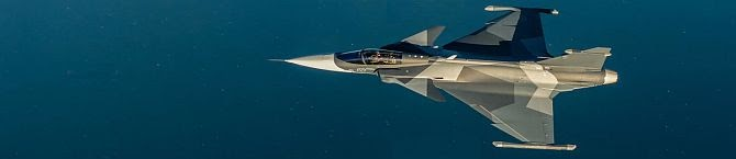 Swedish Defence Minister Pitches For Sale of Gripen Aircraft To India