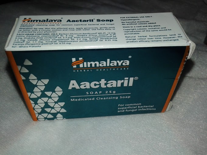 Aactaril; Herbal Medicated Cleansing Soap, Ingredients, Indications, Uses, Contraindications, Precausions, Benefits