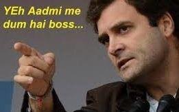 rahul gandhi fb comment