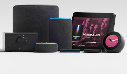 Amazon Announces HomePod Rivals, Echo Dot, Echo Plus, Echo Show, Echo Sub, And More