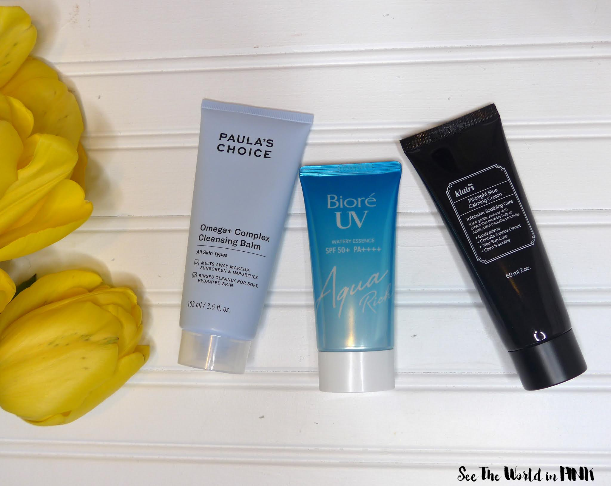 Monthly Beauty Favourites - April 2021