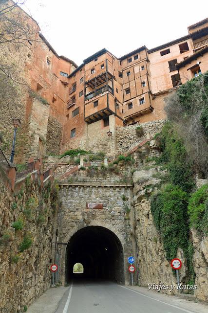 Casas colgadas de Albarracín