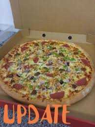 Pizza Operators unit of activity making Dough Grow