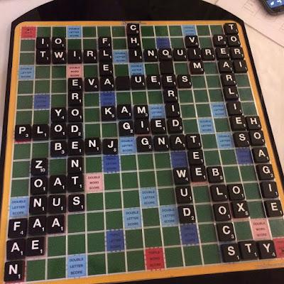 Wordaholix Scrabble 5