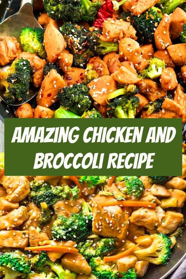 Amazing Chicken and Broccoli Recipe | Best Dinner Recipe | Easy chicken recipe #chicken #chickenrecipe #chickendinner #chatbandar