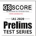 UPSC Prelims 2020 GS SCORE Test Series with Explanation PDF Download