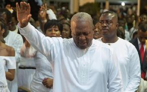 Mahama declares 3 days of national fasting and prayers