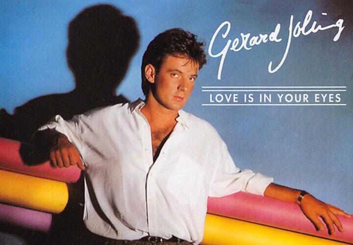 Gerard Joling - Love Is In Your Eyes Lyrics