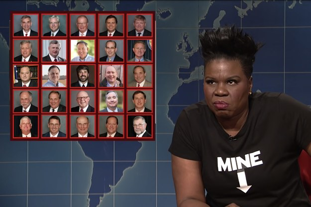 Watch Leslie Jones tackle Alabama's abortion law on SNL's season finale