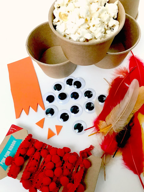 Make turkey favors for your Thanksgiving table.