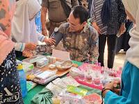Pada Hari Pertama Job Matching SMKN 8 Bandar Lampung Dihadiri Kadisnakertrans Provinsi Lampung