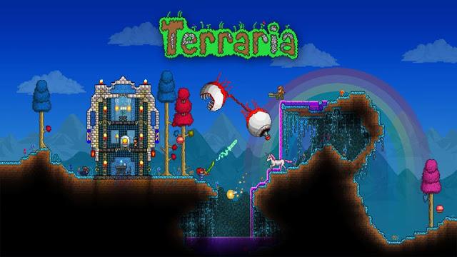 Baixe Terraria v1.3.5.2 (PT-BR) Versão Final 2019