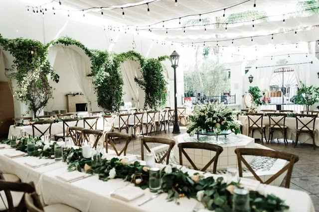 2. Have the wedding and the reception in the same place: