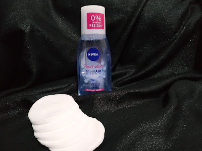 Review Micellar water NIVEA