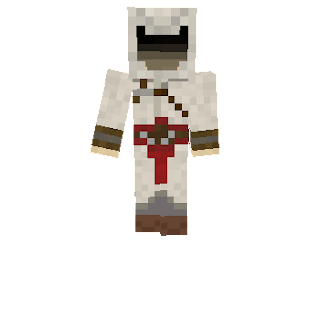 Assassin's Creed Minecraft Skin