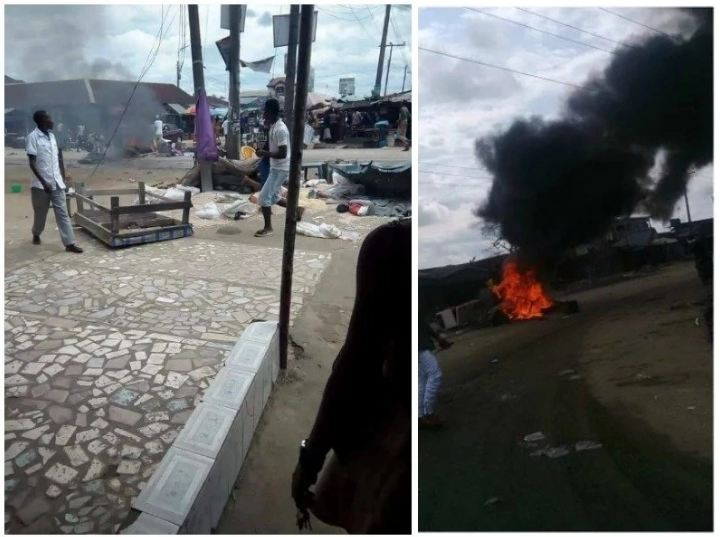 IPOB members attack Hausa community in Rivers (photos/video)