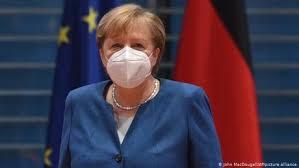 German coronavirus cases top 2 million as Angela Merkel urges tougher shutdown