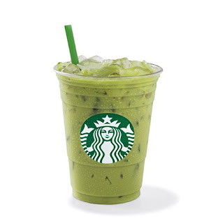 Green Tea Iced Coffee