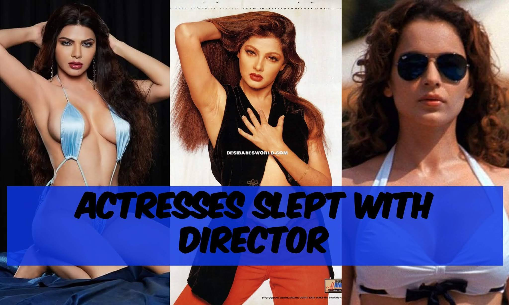 actresses slept with producers