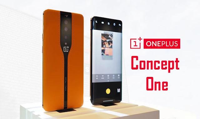 سعر و مواصفات OnePlus Concept One مميزات و عيوب