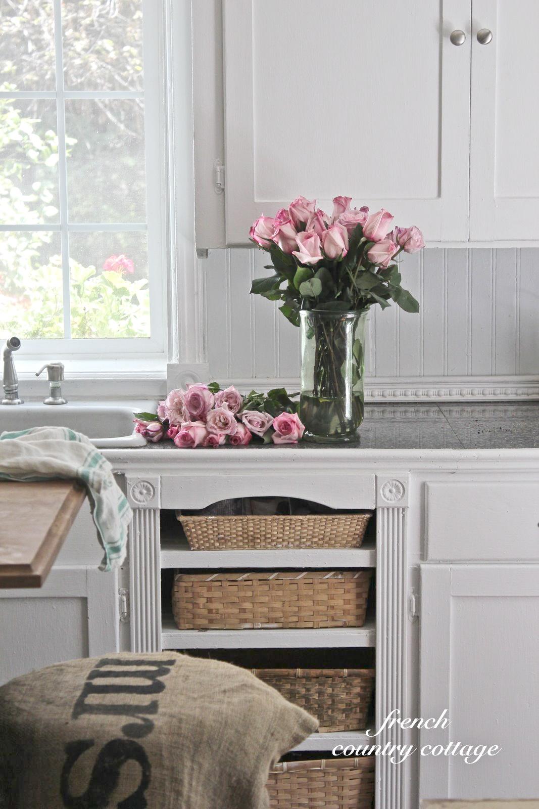Kitchen Window Shelves Over Sink