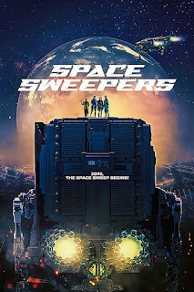 Space Sweepers [2021] [NTSC/DVDR- Custom HD] Koreano, Español Latino