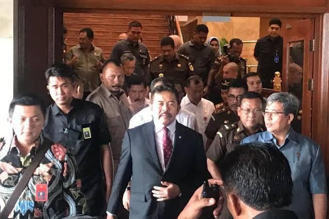 Jaksa Agung Bicara Soal KPK, Singgung Tangani Kasus di Bawah Rp 1 M