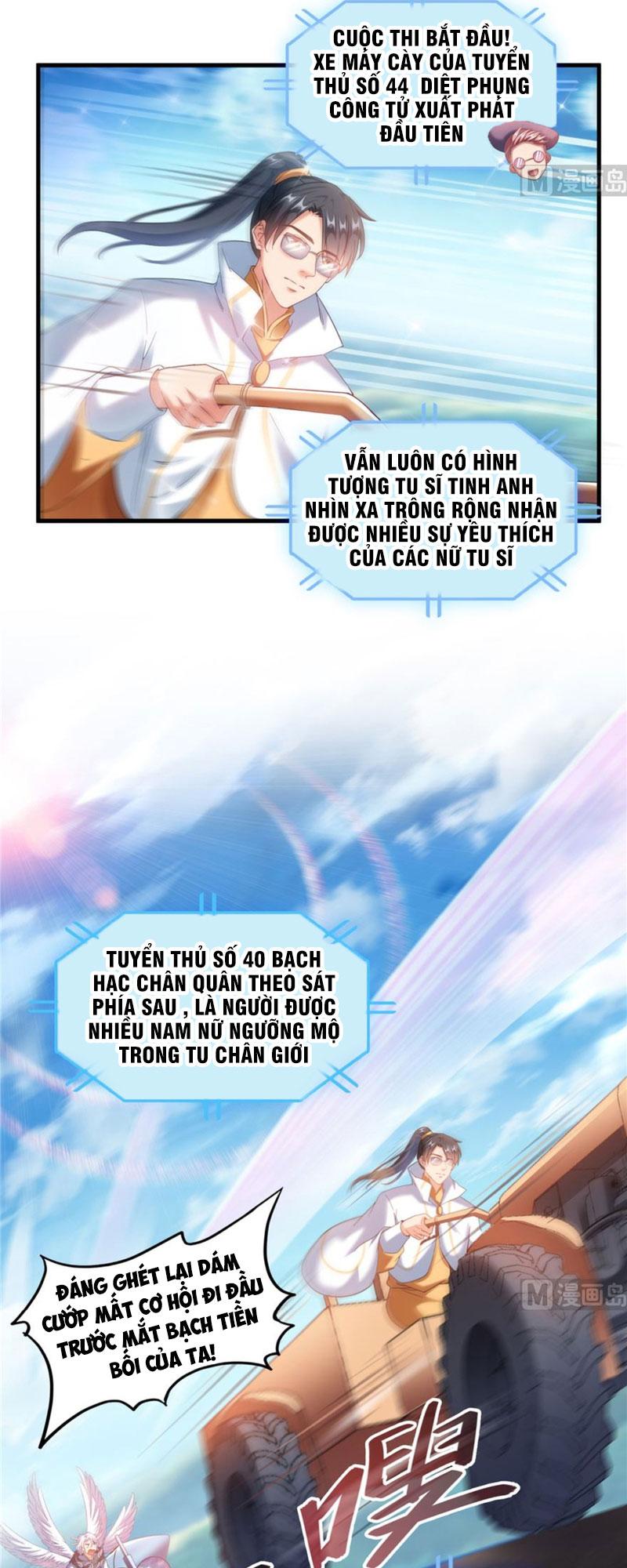 Tu Chân Nói Chuyện Phiếm Quần chap 253 - Trang 5