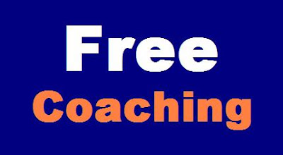 Free Coaching Preparing for Engineering & Medical Entrance Exams