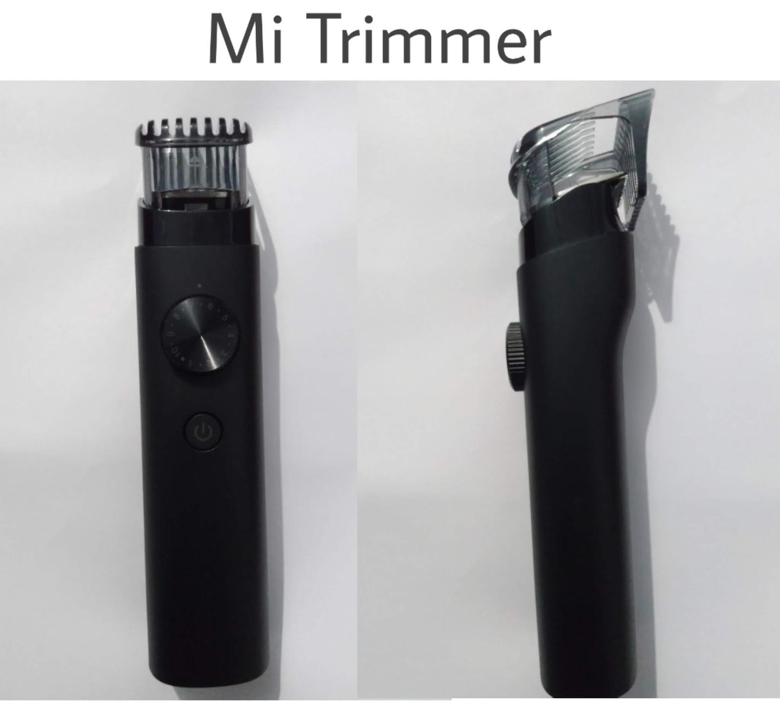 Xiaomi Beard Trimmer