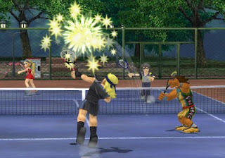 Hot Shots Tennis (PS2) 2007