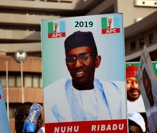 2019: Atiku Kicks As RIBADU Rejoins APC From PDP