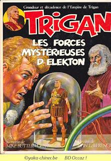 Trigan, les forces mystèrieuses d'Elekton
