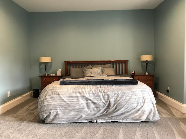 a guest room makeover