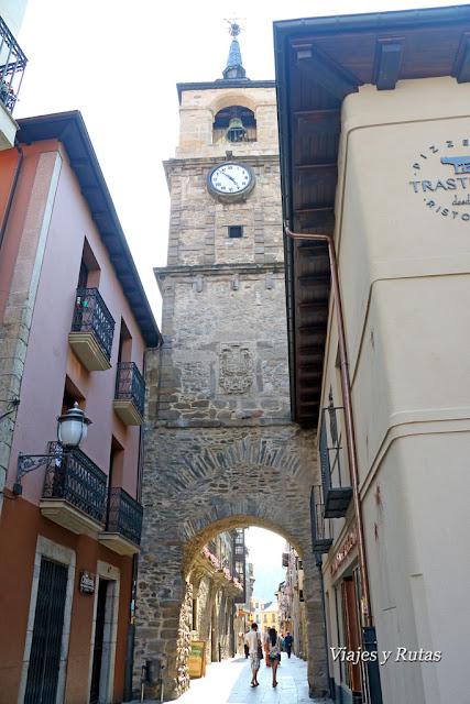 Torre del Reloj, Ponferrada